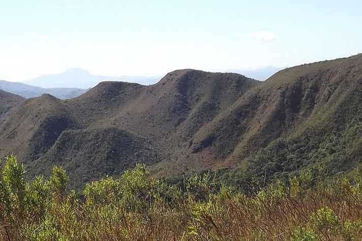Parque Estadual da Serra do Rola Moça