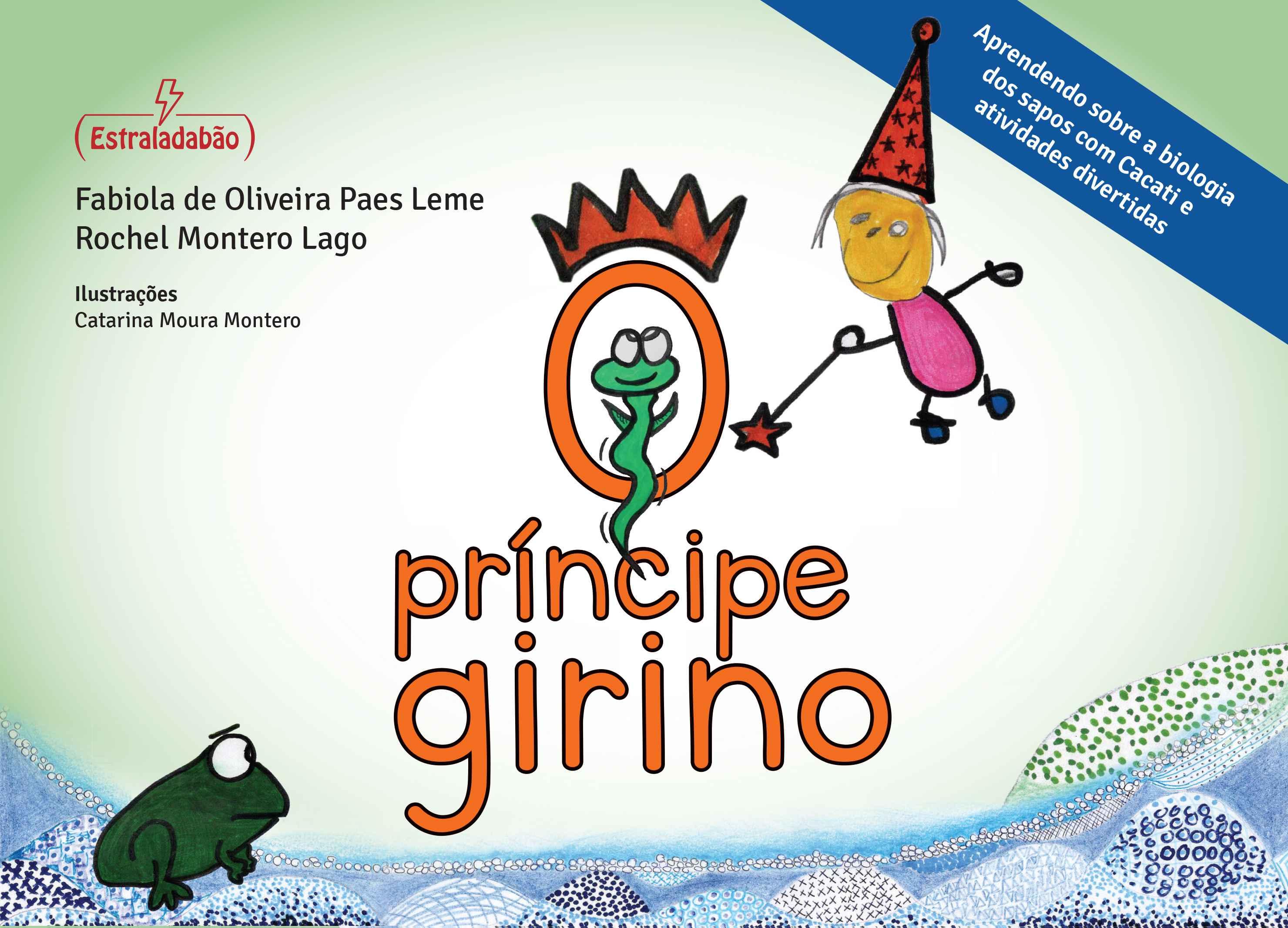 Foto do livro Príncipe Girino
