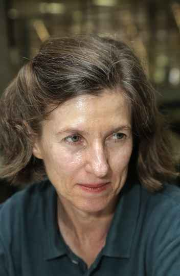 Karla Balzuweit, professora do departamento de Física da UFMG