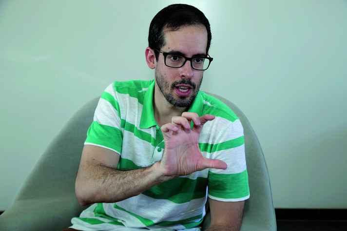 Pedro Olmo: aproximação entre academia e indústria