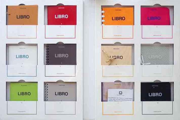 Os Pré-livros, de Bruno Munari, para crianças que ainda não sabem ler, são um dos destaques da exposição