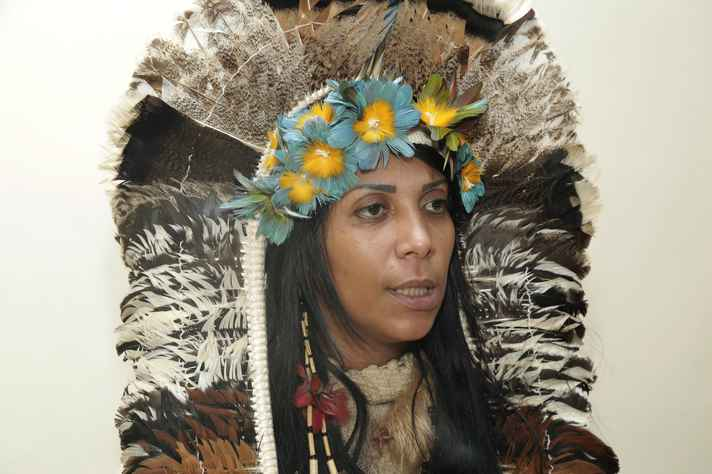Avelin Buniacá Kambiwá: cidade é um ambiente agressivo para os indígenas