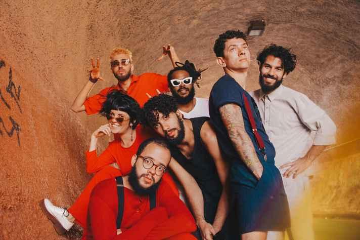 A banda Lamparina e a Primavera lança seu segundo disco