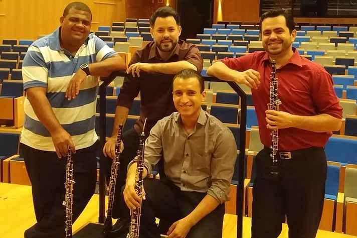 Quarteto Aulos, de música erudita
