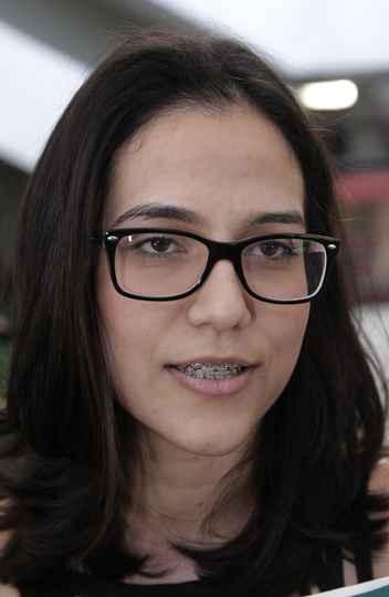 Ana Beatriz: de Vitória (ES) para a UFMG