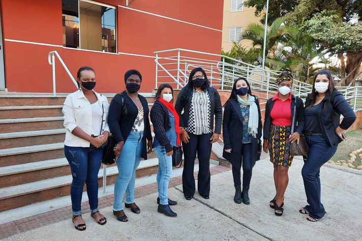 Representantes das cidades-sede do projeto Trajeto Moda estão hospedadas na Moradia Universitária