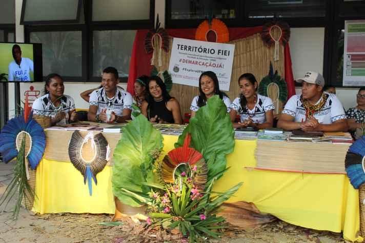 Participação de estudantes da formação indígena foi uma das novidades da 20ª edição