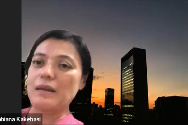 Fabiana: