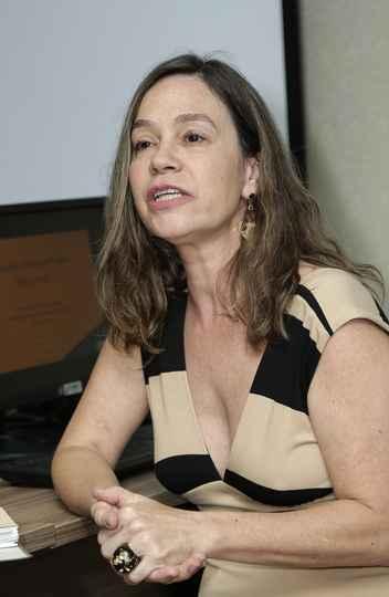 Ana Nabuco coordena o projeto pela Secretaria Municipal da Fazenda