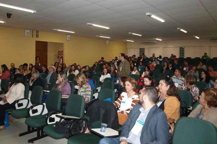 Evento reúne 650 educadores de todo o país