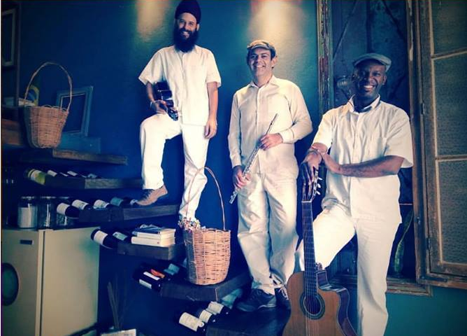 Grupo Regional Tangará: mistura de ritmos