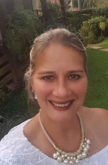 Kátia Schulthais: gratidão e solidariedade