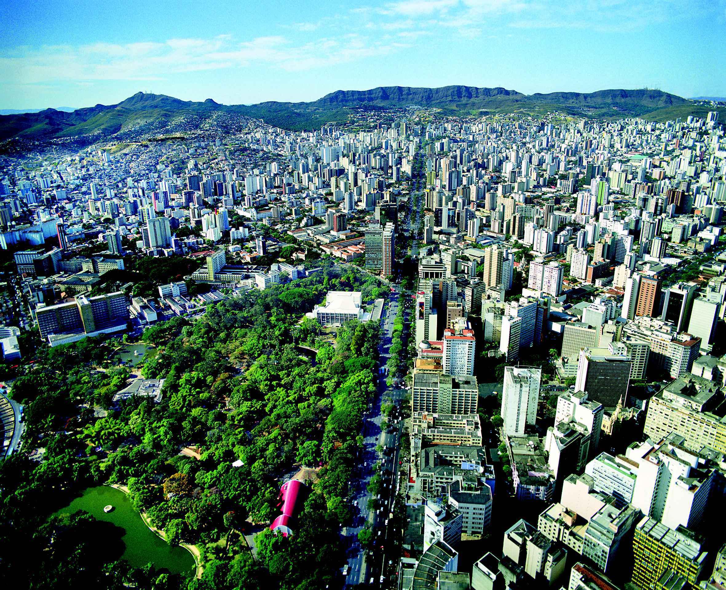 Belo Horizonte: do planejamento à urbanização