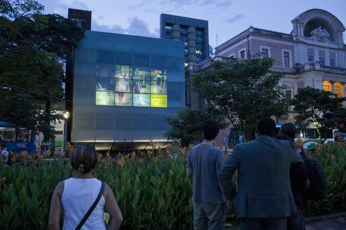 Os três melhores vídeos ficarão em exibição na Fachada Digital do Espaço do Conhecimento, na Praça da Liberdade