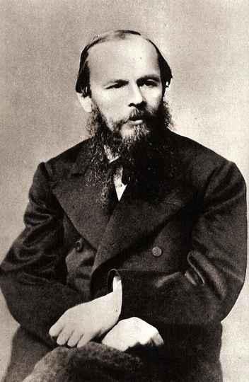 Dostoiévski, em 1876