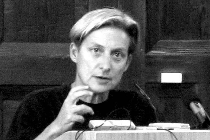 Filósofa norte-americana Judith Butler