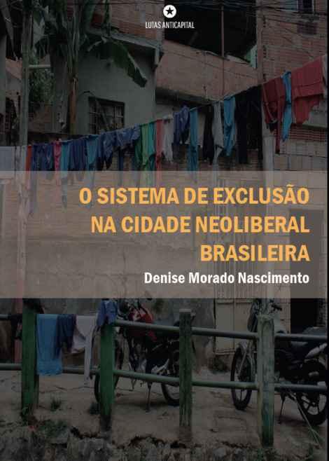O livro já está disponível para compra no site da editora Lutas Anticapital.