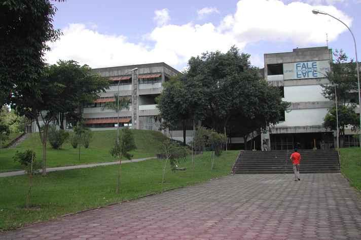 Podem se inscrever alunos do curso de Letras da UFMG