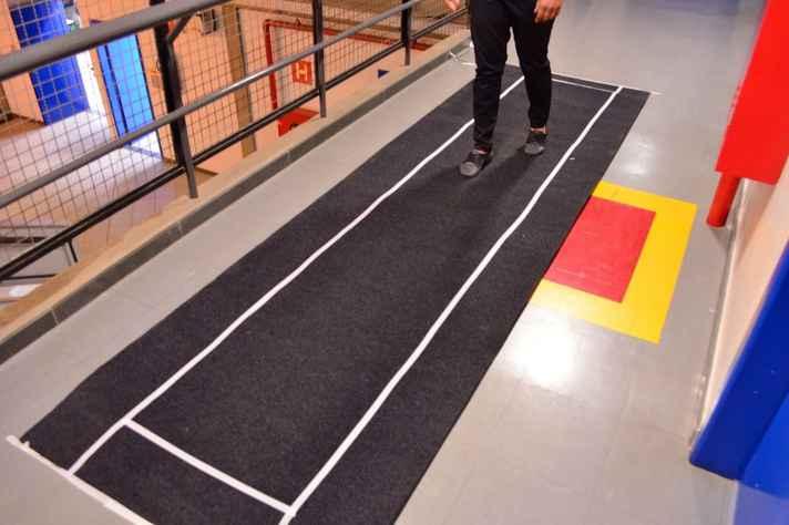Novo dispositivo automatiza os padrões tradicionais de avaliação da caminhada