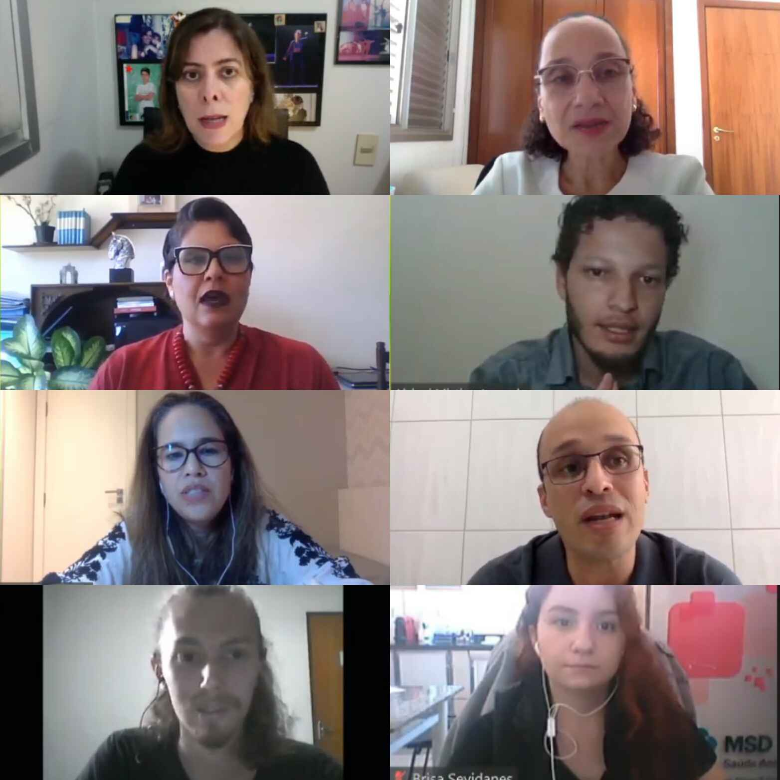 Evento on-line reuniu professores e estudantes de cursos sediados no ICA e na Escola de Veterinária