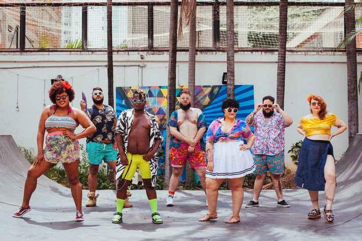 Festa Rolê de Peso #1 - Treme celebra a diversidade de corpos