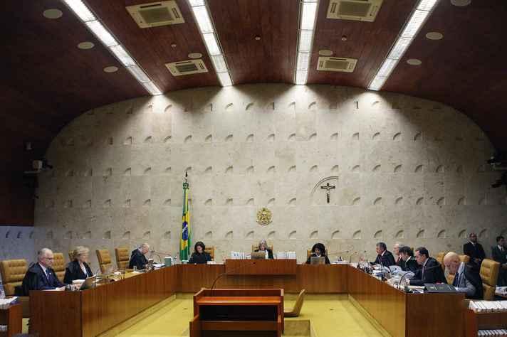 Julgamento foi decidido pelo voto da presidente do STF, ministra Cármen Lúcia