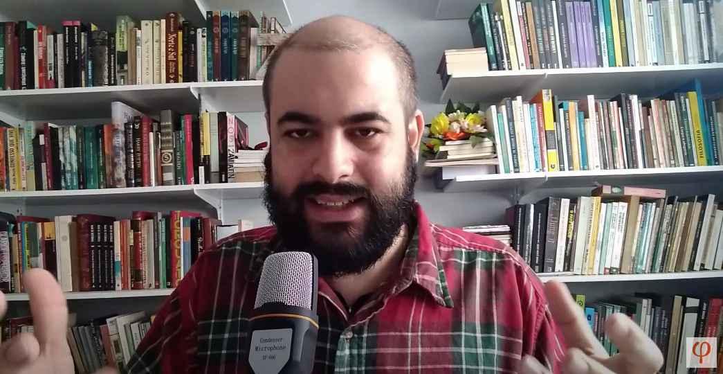Bogéa explora as plataformas digitais para dialogar sobre Filosofia