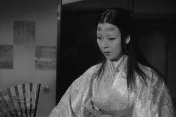 Cena do filme 'Contos da Lua Vaga', de 1953, de Kenji Mizoguchi.