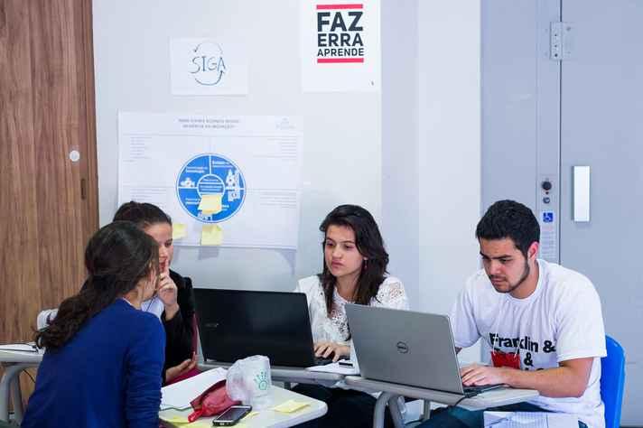 Estudantes empreendedores: produtos com impacto real
