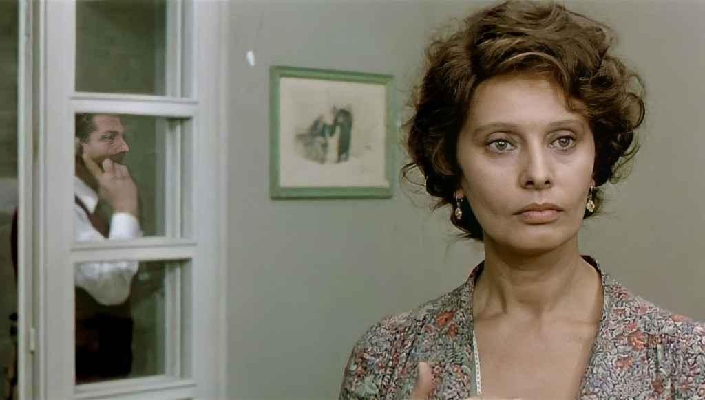 Sophia Loren, em 'Um dia muito especial', dirigido por Etore Scola