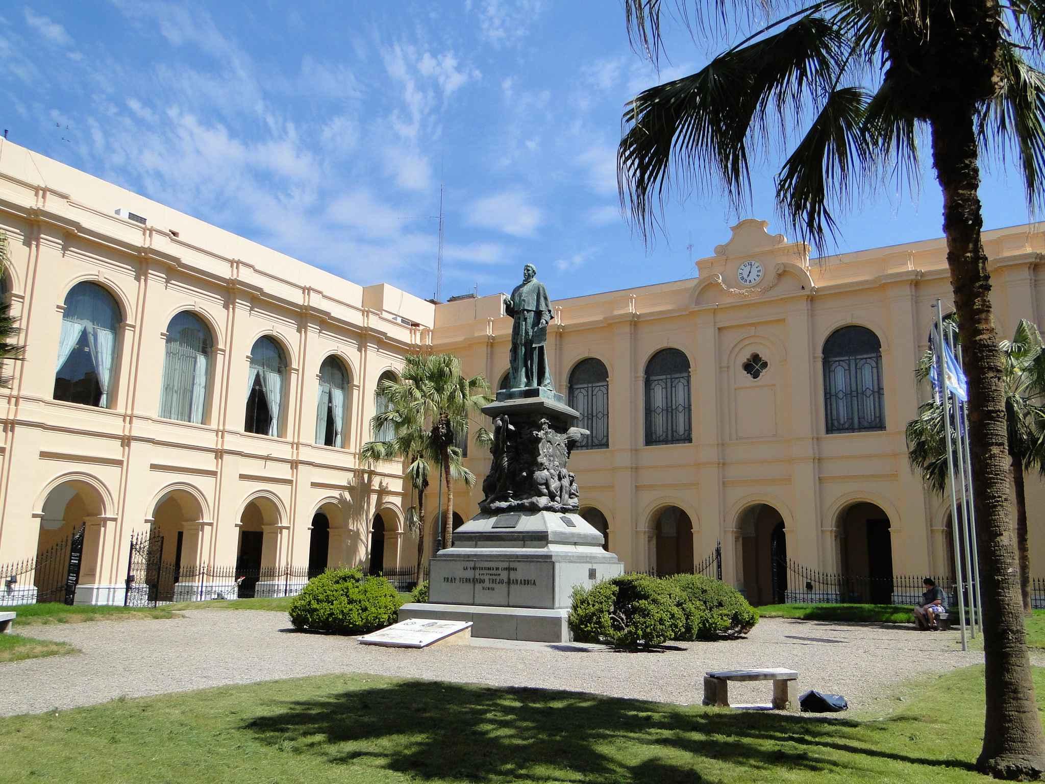 Reitoria da Universidade Nacional de Córdoba, na Argentina