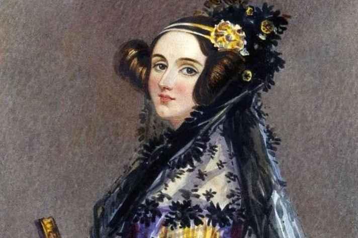 A matemática inglesa Ada Lovelace escreveu o primeiro algoritmo para ser processado por uma máquina
