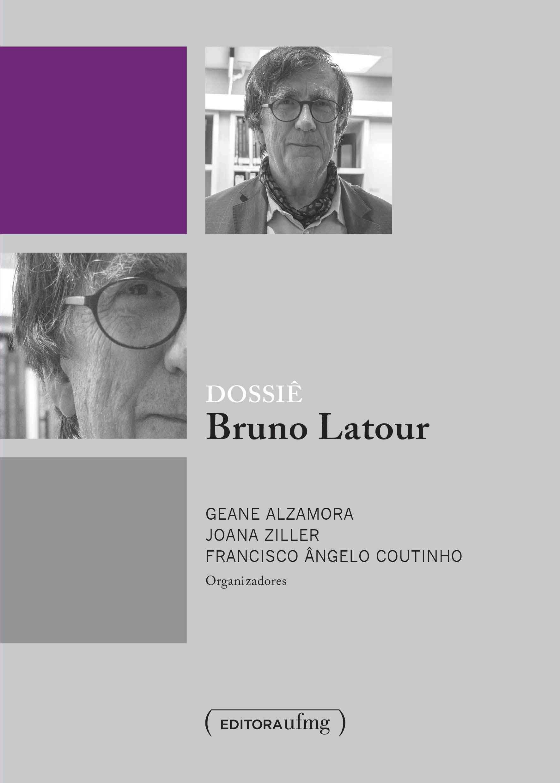 Livro 'Dossiê Bruno Latour', lançado em junho de 2021 pela Editora UFMG