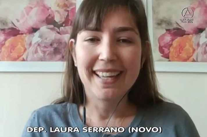 Laura Serrano: