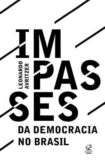 Capa do livro Impasses da democracia no Brasil