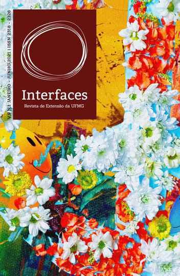 Capa da nova edição da Revista Interfaces