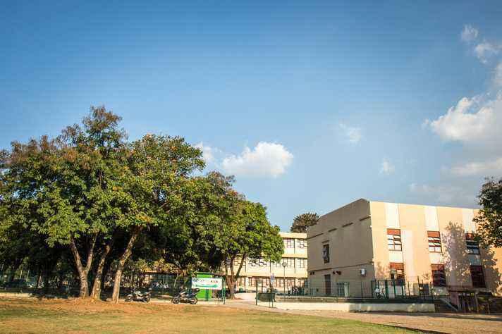 Prédio do Coltec, no campus Pampulha, onde são oferecidas as duas formações