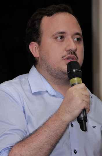 Thiago Costa, subsecretário de Direito e Cidadania