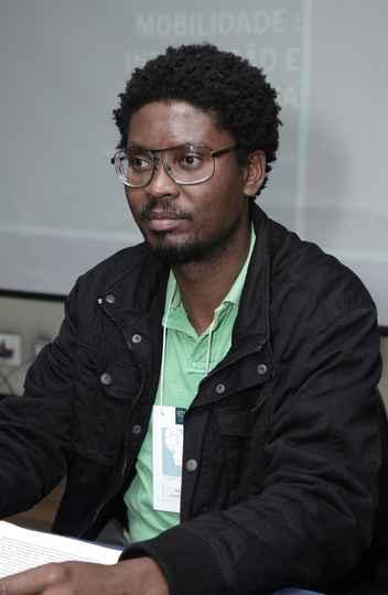 Élerson Silva, representante da Cáritas