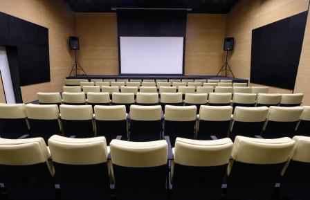 Auditório do Museu, no Mineirão, vai receber atividades do Cinefoot