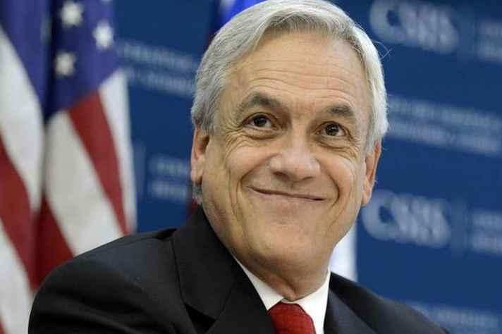 Piñera deve interromper reformas progressistas da presidente Bachelet