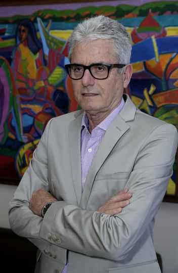 José Marcos Nogueira foi um dos fundadores do Departamento de Ciência da Computação