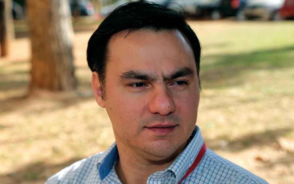Marcelo Luizon: estudo premiado e parceria com a Universidade da Califórnia