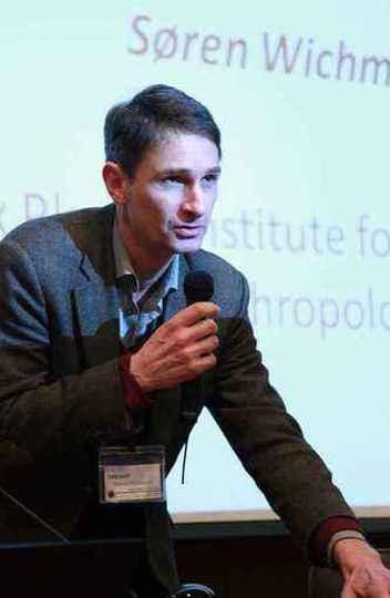 Søren Wichmann: línguas ancestrais
