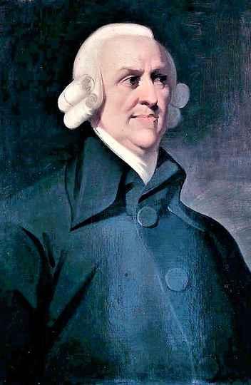 Análise de obra de Adam Smith é tema de seminário