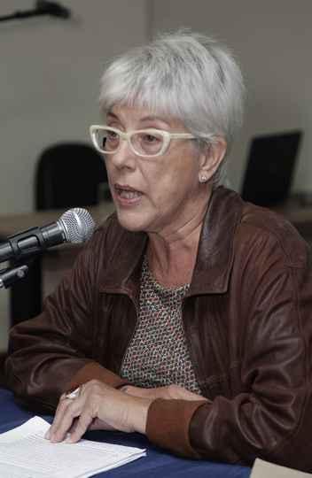 A pesquisadora da UFRJ Bruna Franchetto