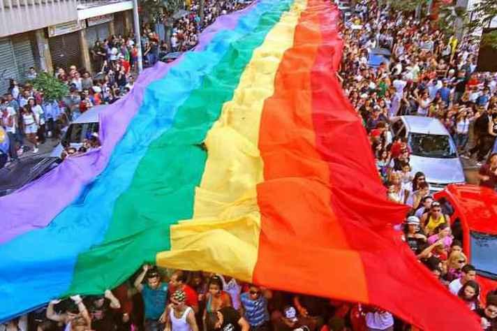 Parada LGBT em Belo Horizonte:
