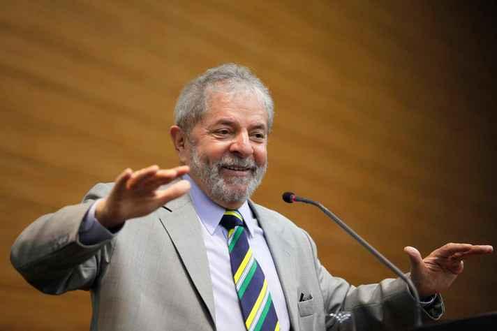 Ex-presidente Lula afirmou que é vítima de uma conspiração
