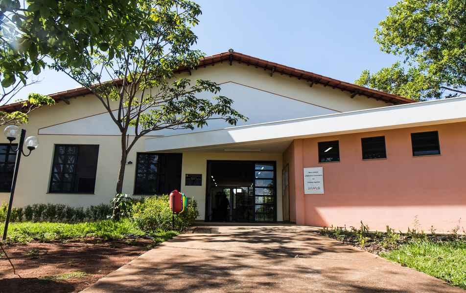 Biblioteca Comunitária em Ciências Agrárias