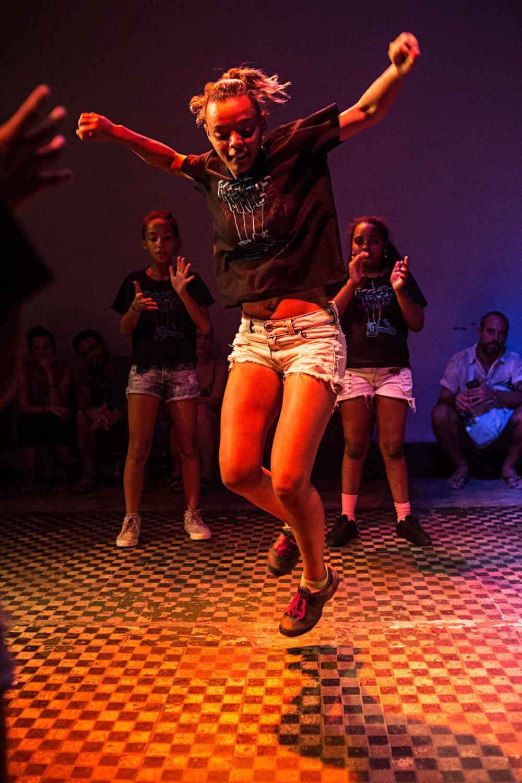 Desde 2006, competição elege melhor dançarino de funk da capital